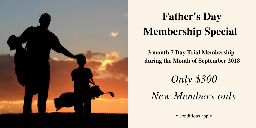 Fathers Day Trail Membership